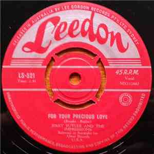 Jerry Butler And The Impressions - For Your Precious Love / Sweet Was The Wine flac album