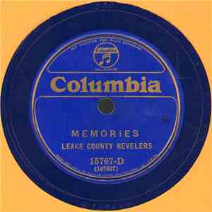 Leake County Revelers - Memories / Lazy Kate flac album