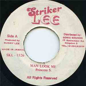 Princess S - Man Look Me flac album