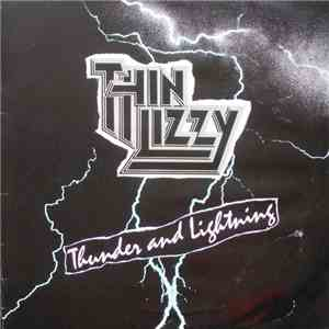 Thin Lizzy - Thunder And Lightning flac album