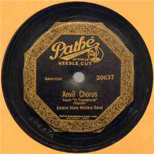 Empire State Military Band - Anvil Chorus / The Jolly Coppersmith flac album