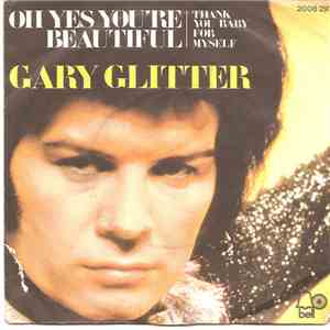 Gary Glitter - Oh Yes! You're Beautiful flac album
