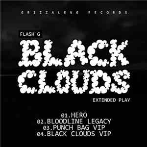 Flash G  - Black Clouds E.P flac album