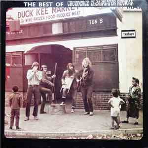 Creedence Clearwater Revival - The Best Of Creedence Clearwater Revival flac album