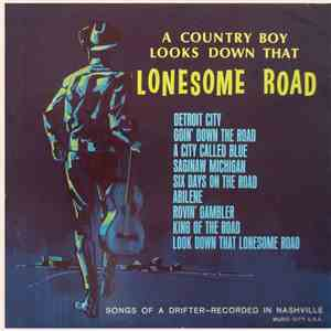 Earl Cupit And Bobby Bond - A Country Boy Looks Down That Lonesome Road flac album