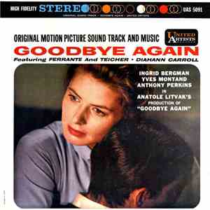 Georges Auric - Goodbye Again (Original Motion Picture Score) flac album