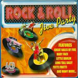 Various - Rock & Roll Jive Party flac album