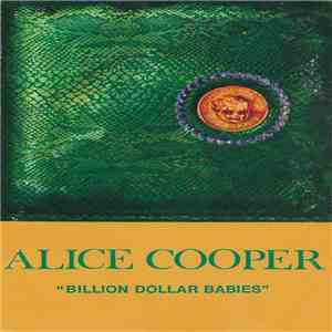 Alice Cooper - Billion Dollar Babies flac album