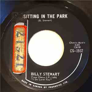 Billy Stewart - Sitting In The Park flac album