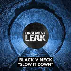 Black V Neck - Slow It Down flac album