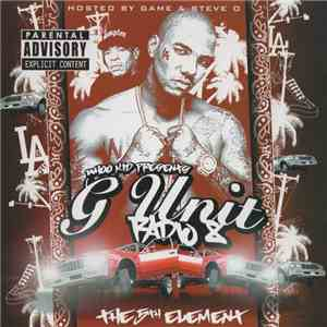 DJ Whoo Kid, The Game  - G-Unit Radio Part 8: The 5th Element flac album