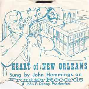 John Hemmings  - Heart Of New Orleans flac album
