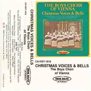 The Boys Choir Of Vienna - Christmas Voices & Bells flac album