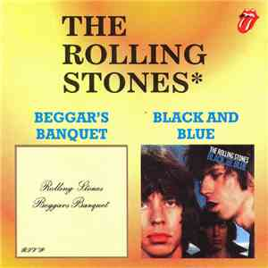 The Rolling Stones - Beggars Banquet / Black And Blue flac album