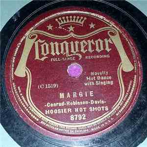 Hoosier Hot Shots - Margie / Alexander's Ragtime Band flac album