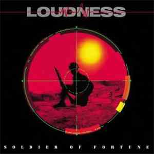 Loudness  - Soldier of Fortune flac album