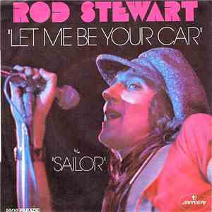 Rod Stewart - Let Me Be Your Car flac album
