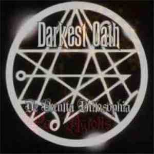 Darkest Oath - De Occulta Philosophia flac album
