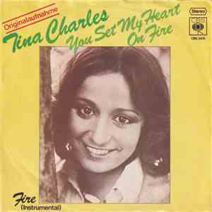 Tina Charles - You Set My Heart On Fire flac album