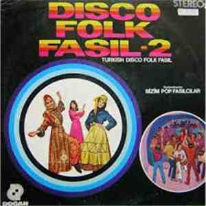 Various - Turkish Disco Folk Fasıl - Disco Folk Fasıl-2 flac album