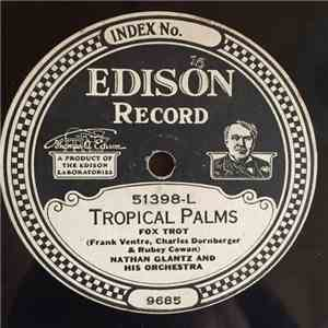 Nathan Glantz And His Orchestra - June Night / Tropical Palms flac album