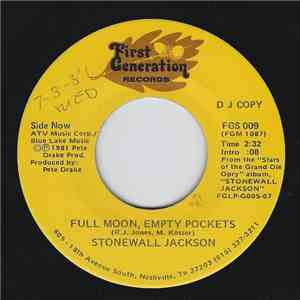 Stonewall Jackson - Full Moon, Empty Pockets flac album