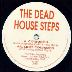 The Dead House Steps - Confusion flac album