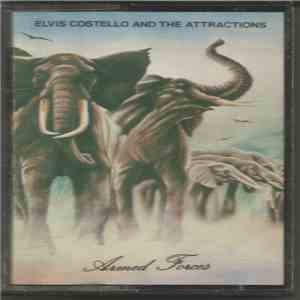 Elvis Costello And The Attractions - Armed Forces flac album