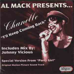 Al Mack Presents Chanelle - I'll Keep Coming Back flac album