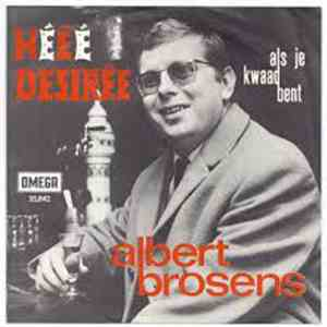 Albert Brosens - He Desiree !!! flac album