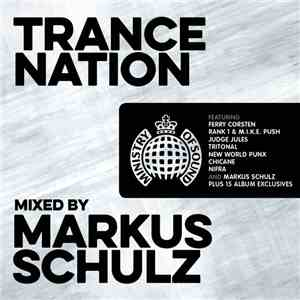 Markus Schulz - Trance Nation flac album