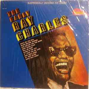 Ray Charles - The Early Ray Charles flac album