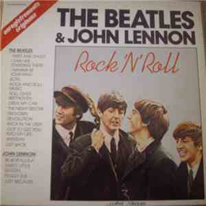 The Beatles & John Lennon - Rock'N'Roll flac album