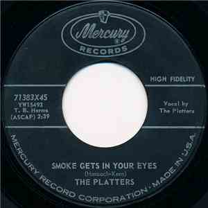 The Platters - Smoke Gets In Your Eyes flac album
