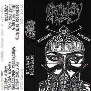 Brutality - Dimension Demented flac album