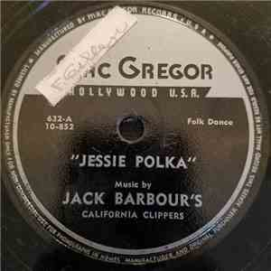 Jack Barbour's California Clippers - Jessie Polka / Maxina flac album