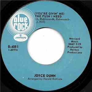 Joyce Dunn - (You're Givin' Me) The Push I Need flac album