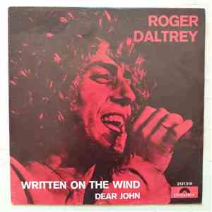 Roger Daltrey - Written On The Wind flac album