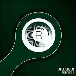 Alex Ender - Right Back flac album