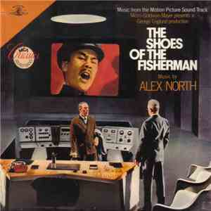Alex North - The Shoes Of The Fisherman - Music From The Motion Picture Sound Track flac album