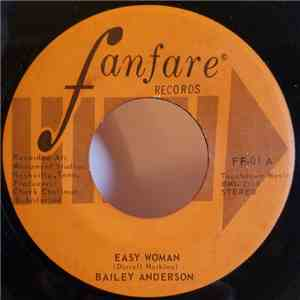 Bailey Anderson - Easy Woman flac album