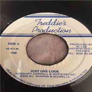 Sharon & Michelle - Just One Look flac album