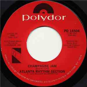 Atlanta Rhythm Section - Champagne Jam flac album