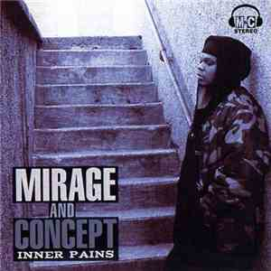 Mirage  And Concept  - Inner Pains flac album