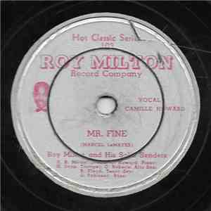 Roy Milton And His Solid Senders - Mr. Fine / Milton's Boogie flac album