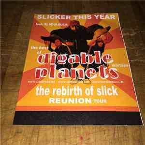DJ SoulBuck - Best Of Digable Planets flac album