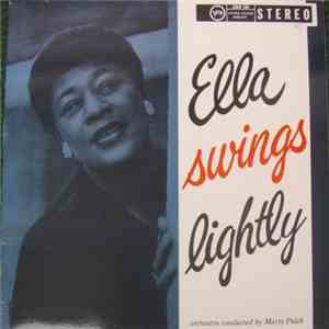Ella Fitzgerald - Ella Swings Lightly flac album