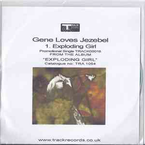 Gene Loves Jezebel - Exploding Girl flac album