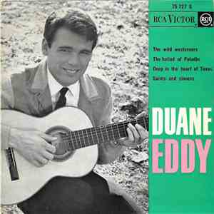Duane Eddy - The Wild Westerners flac album