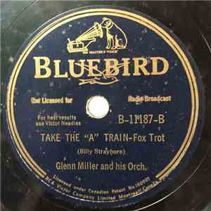 "Glenn Miller And His Orchestra - I Guess I'll Have To Dream The Rest / Take The ""A"" Train flac album"
